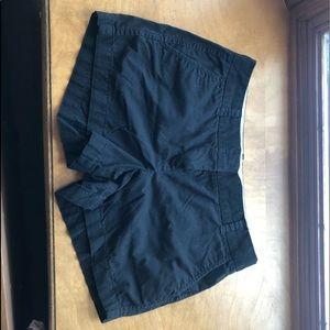 Black Jcrew Shorts